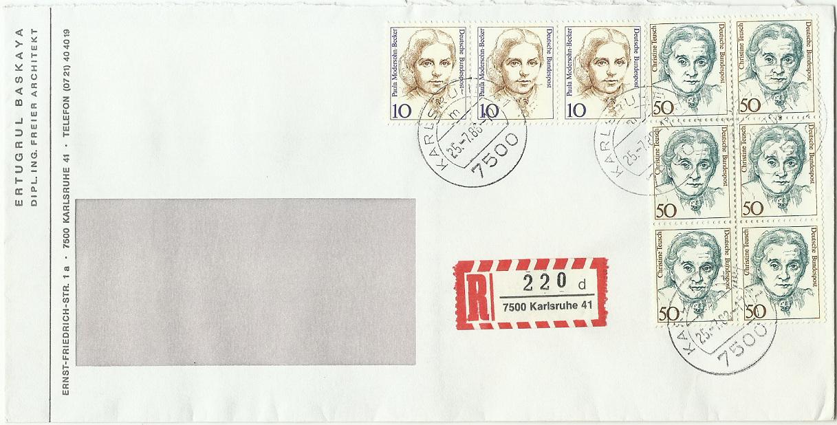 Frauen der deutschen Geschichte Frauen11
