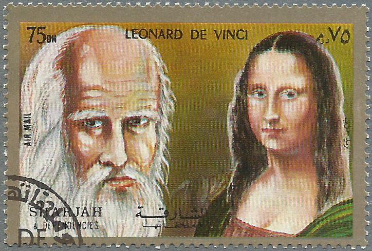 Leonardo da Vinci - Gilt als einer der berühmtesten Universalgelehrten aller Zeiten Leonar10