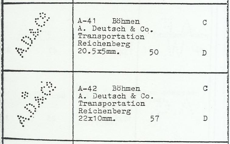 Die Freimarkenausgabe 1908 - Seite 5 Lochun11