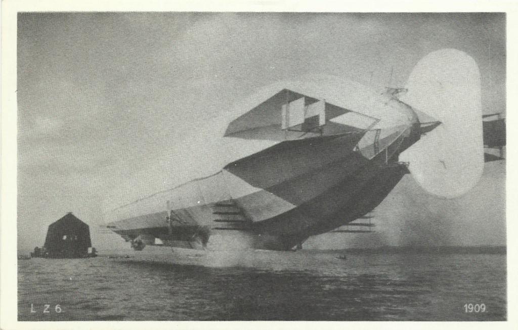 Ansichtskarten der Luftschiffe - Seite 3 Lz_610