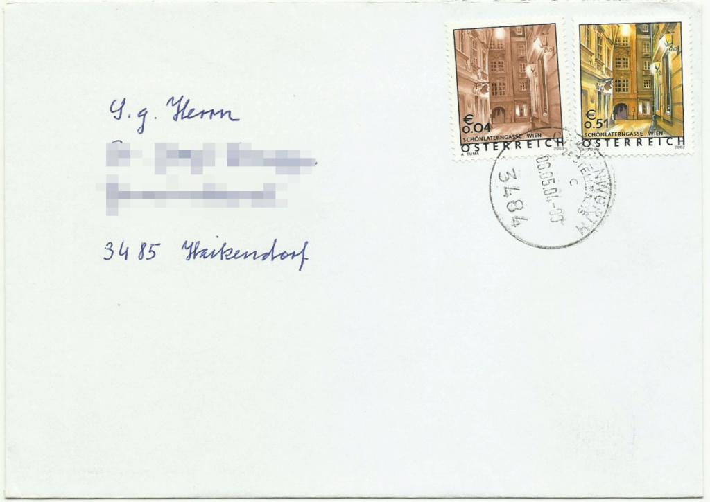 Ferienland Österreich - Dauermarkenserie Mi_23610