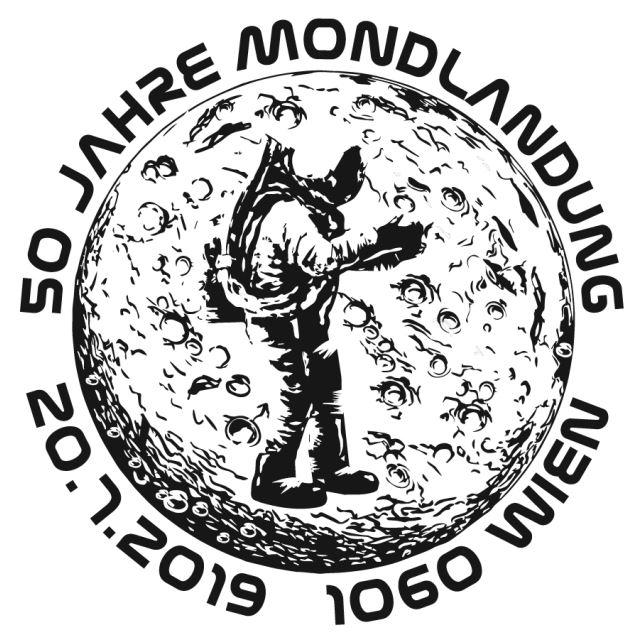 Blockausgabe 50 Jahre Mondlandung Mond_s10