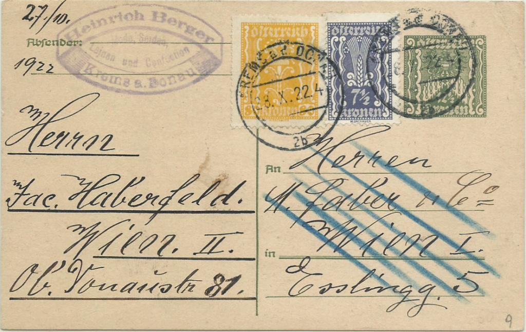 """Postkartenserie """"Quadratischer Wertstempel - Wertziffer im Dreieck"""" 1922-24 - Seite 5 Pk_zf_10"""