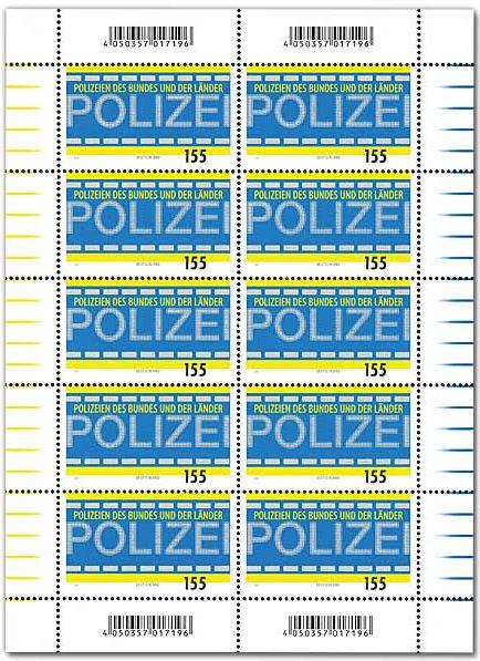 Neuausgaben 2019 Deutschland - Seite 2 Polize12