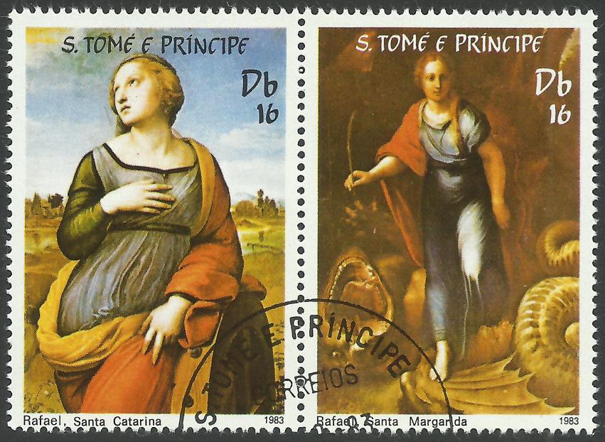 Raffael (bis in's 19. Jh hinein, galt er als der größte Maler aller Zeiten) Rafael10