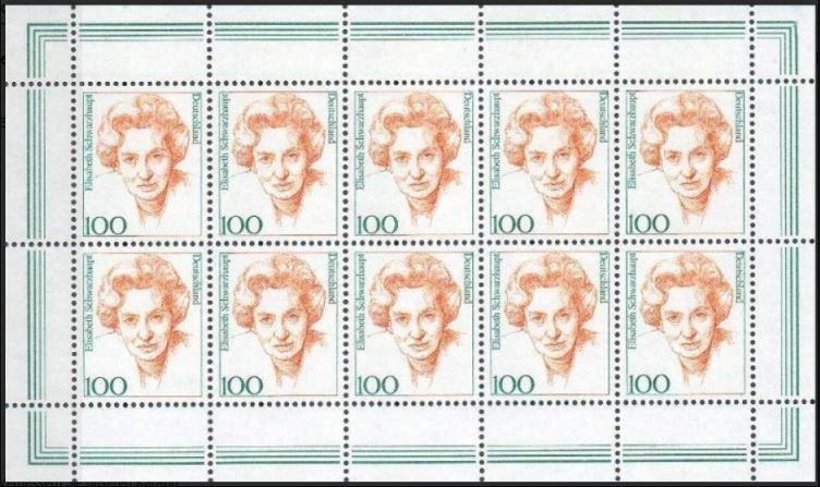 ● Briefmarken-Kalender 2021 Schwar10