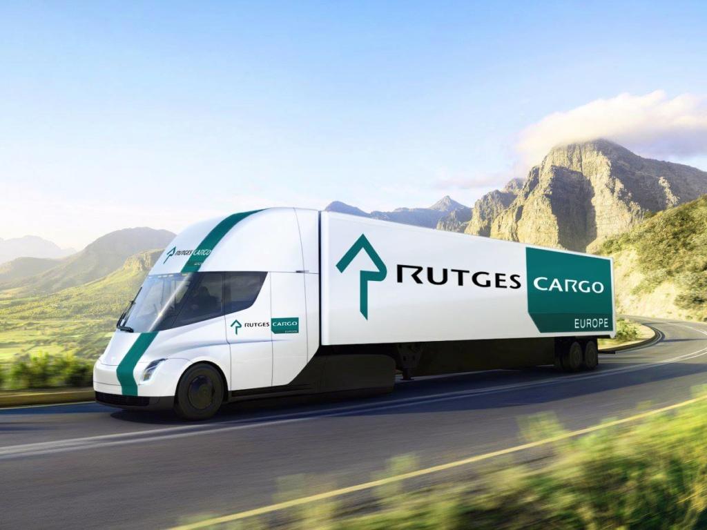 Cargo Tesla