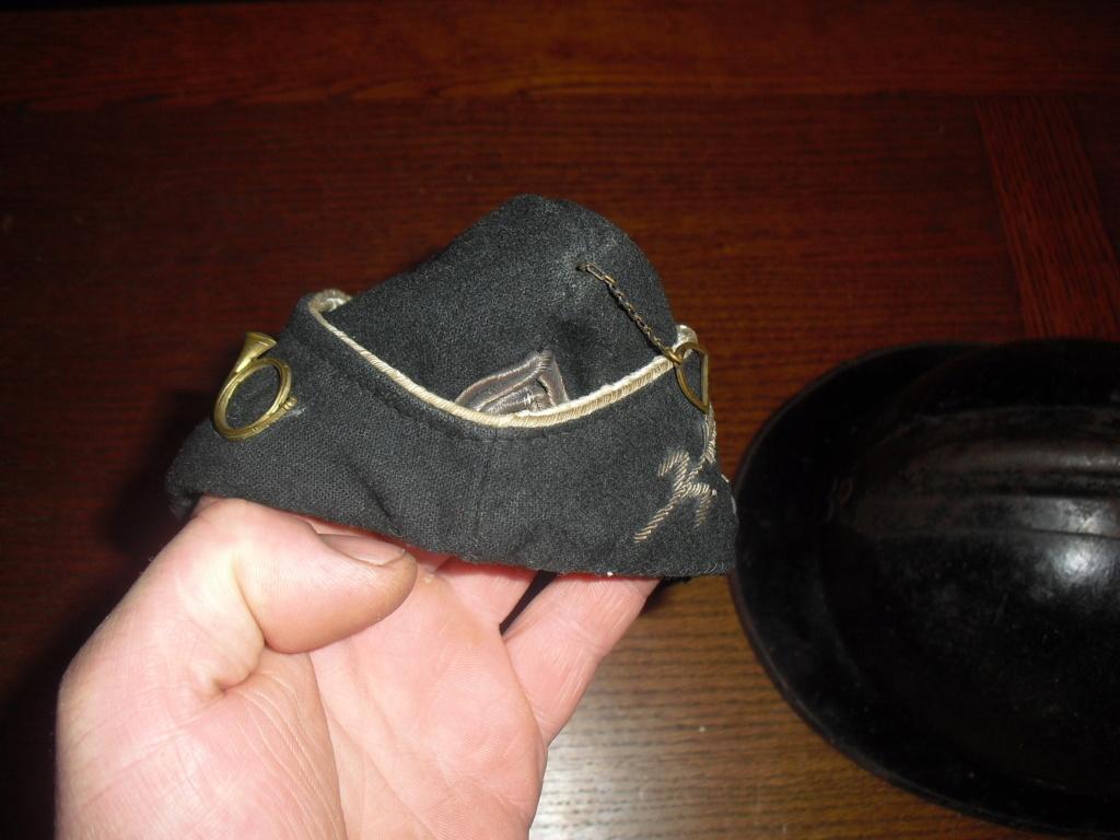 casque et calot Cimg9427