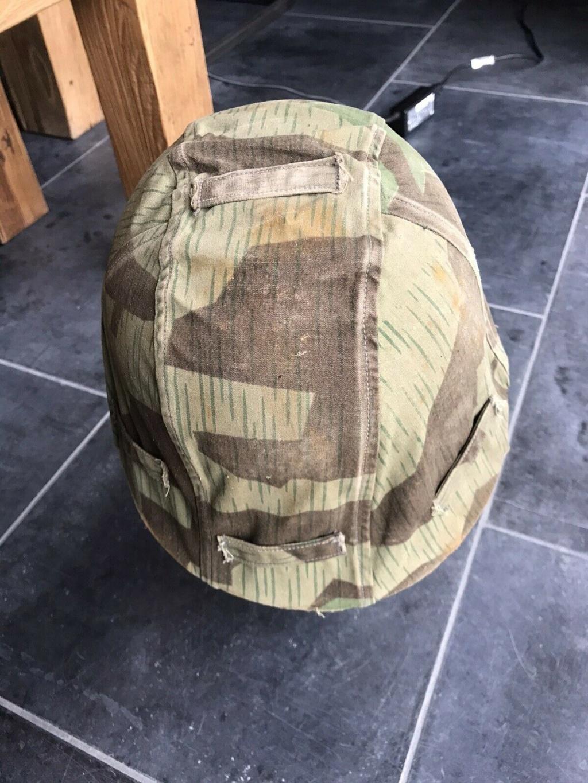 casque allemand md 42+couvre casque S-l16012