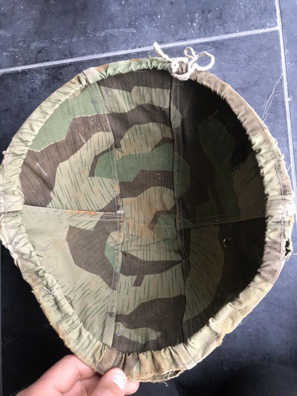 casque allemand md 42+couvre casque S-l16014