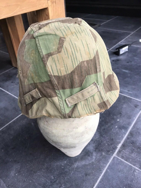 casque allemand md 42+couvre casque S-l16017