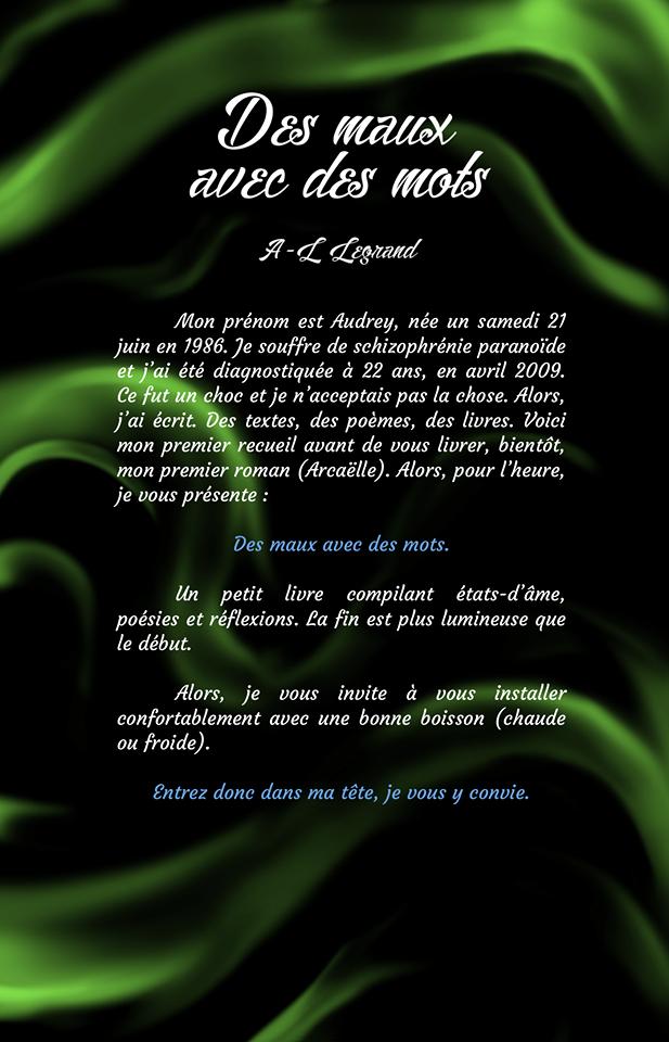 Facebook A.L Legrand - Arcaëlle et autres [Page Facebook Auteur] - Page 2 10699110