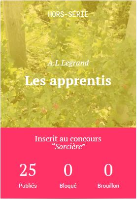 """Page FB """"Arcaëlle et autres - A.L Legrand"""" 111"""