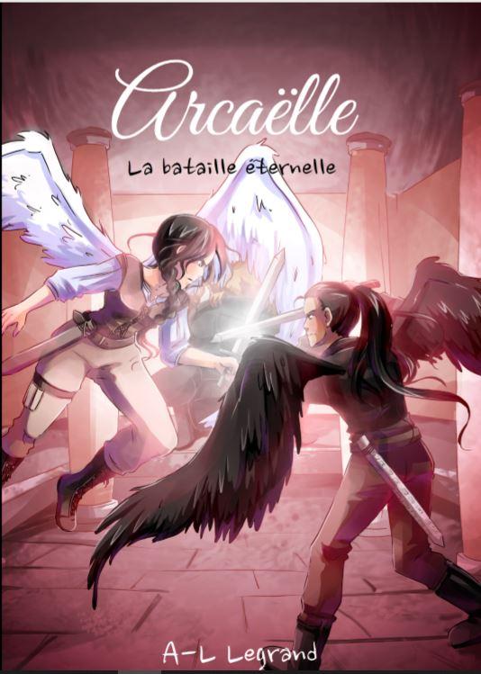 Facebook A.L Legrand - Arcaëlle et autres [Page Facebook Auteur] - Page 3 Couv_a10