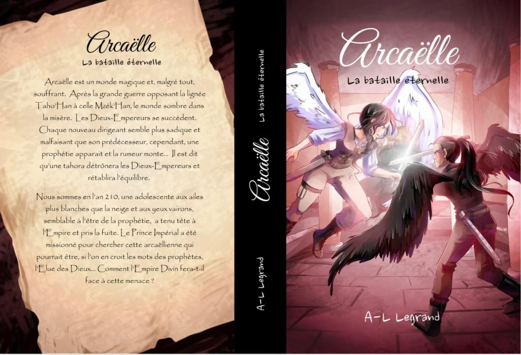 Facebook A.L Legrand - Arcaëlle et autres [Page Facebook Auteur] - Page 3 Couv_f10