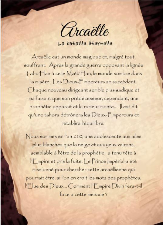 Facebook A.L Legrand - Arcaëlle et autres [Page Facebook Auteur] - Page 3 Rzosum10