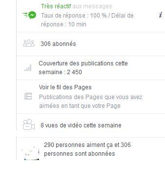 Facebook A.L Legrand - Arcaëlle et autres [Page Facebook Auteur] Stat15