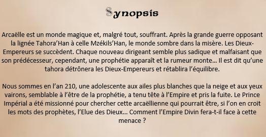 Facebook A.L Legrand - Arcaëlle et autres Syno10