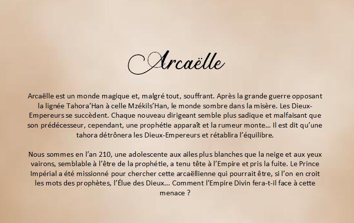 Facebook A.L Legrand - Arcaëlle et autres [Page Facebook Auteur] Syno_a12
