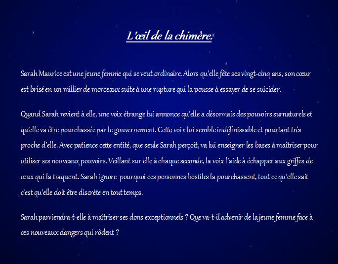 "Page FB ""Arcaëlle et autres - A.L Legrand"" Syno_o10"