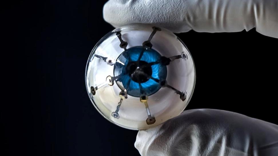 Создан первый бионический глаз _u11