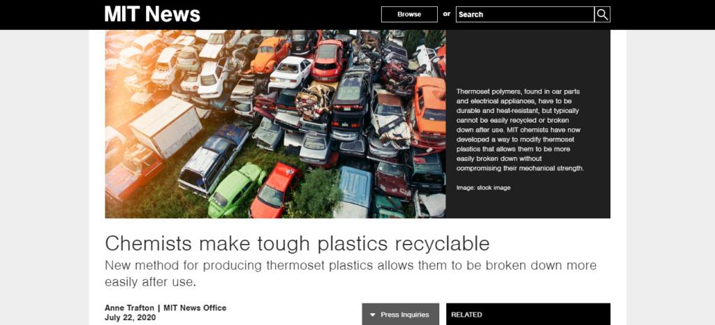 Улучшенный пластик от MIT. США _u30