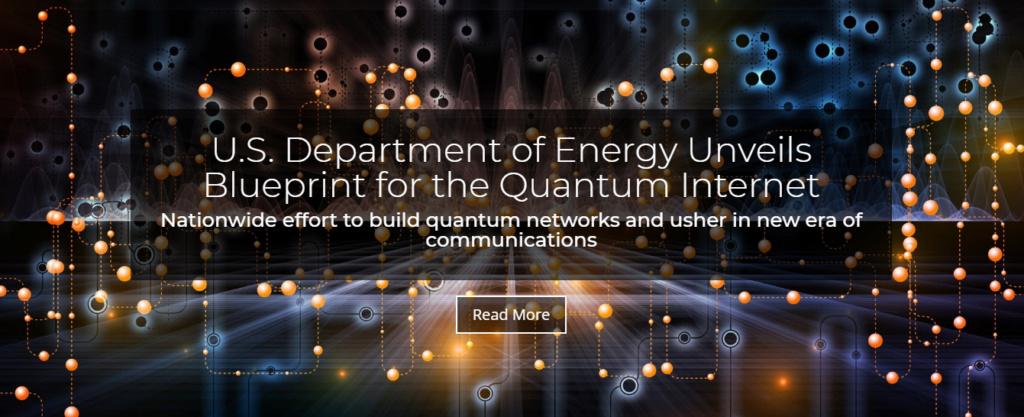Построение квантового интернета. США _u_117