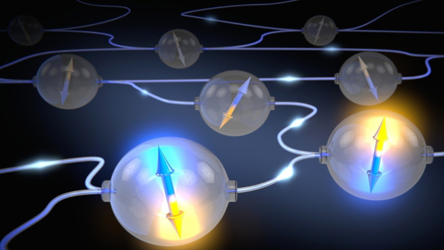 Построение квантового интернета. США _u_118