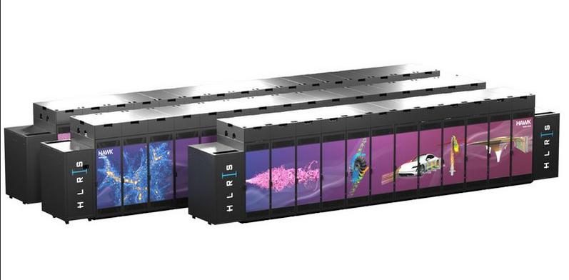 Германия запустила самый мощный суперкомпьютер во всей Европе A11