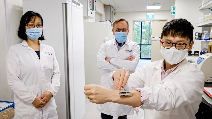 Магнитный зажим облегчит доставку инсулина через кожу. Сингапур A35