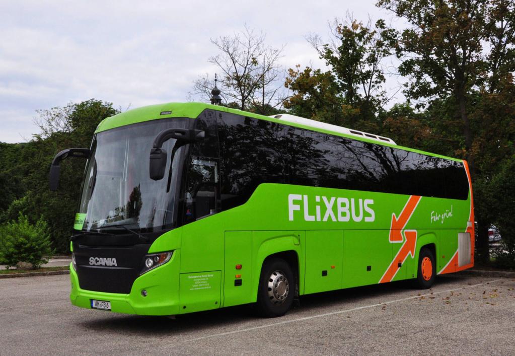 FlixBus - пассажирский автобус на солнечной энергии Aaa12