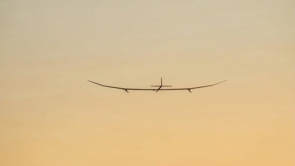 Самолет на солнечных батареях от BAE Systems. Великобритания и Австралия Iu10