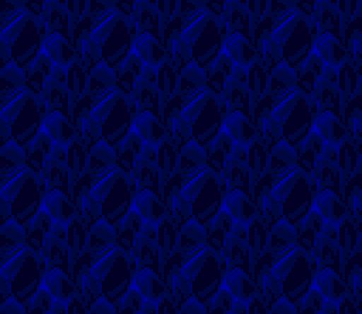 Mario Builder Cave Backgrounds Blue_c13