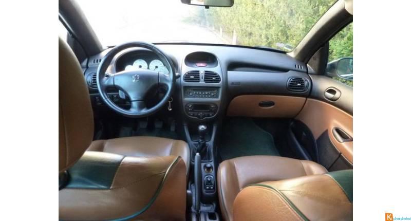 Swap siège 206 cuir Peugeo10