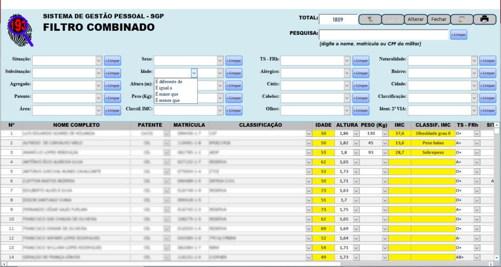 [Resolvido]Filtros Múltiplos em Cascata Utilizando Várias Caixas de Combinação Exempl10