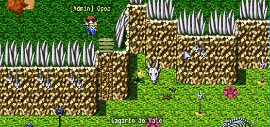 [TEASERS] Mystical Hunter Online [VXA-OS] Vale_d17