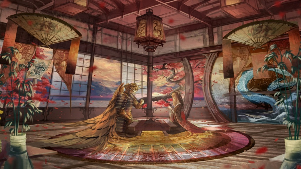 Hua Li   The Kijo Scriptures Room_511
