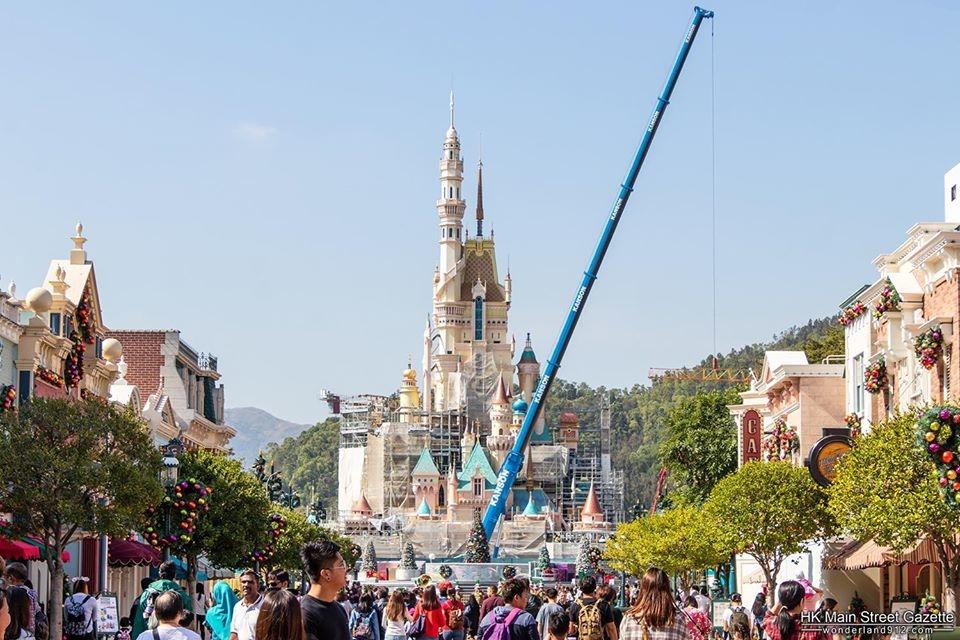 [Hong Kong Disneyland] Castle of Magical Dreams (2020) - Page 10 F8898710
