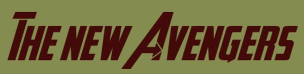 The (new) Avengers Avange12