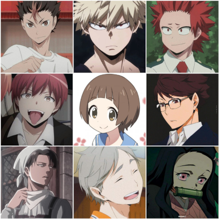 Show me your 3x3 Chars10