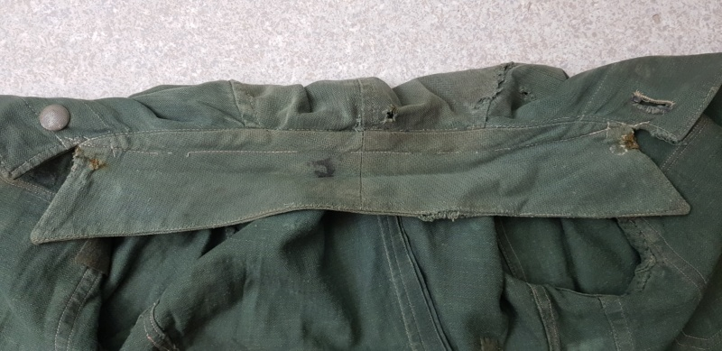 Attribution veste drillich  20200413