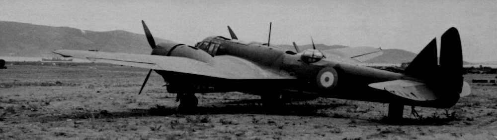 [Concours 2019 - 1] - [FROG] Blenheim Mk1 -Grèce -on continue... - Page 4 Blenhe10