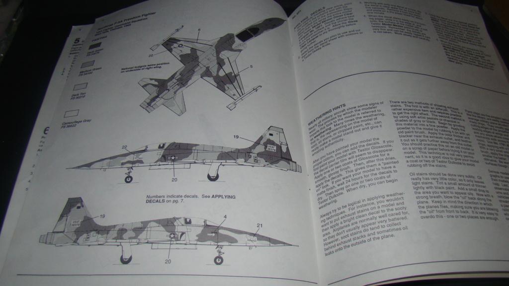 [Testors] Northrop Freedom Fighter F-5A 1/48 Armee de l'Air Greque Dsc08120