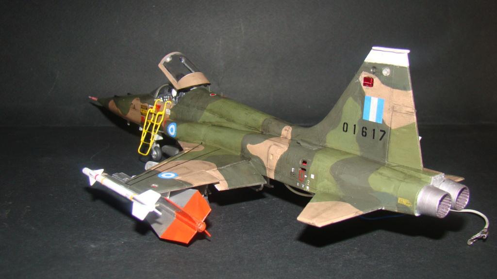 [Testors] Northrop Freedom Fighter F-5A 1/48 Armee de l'Air Greque Dsc08134