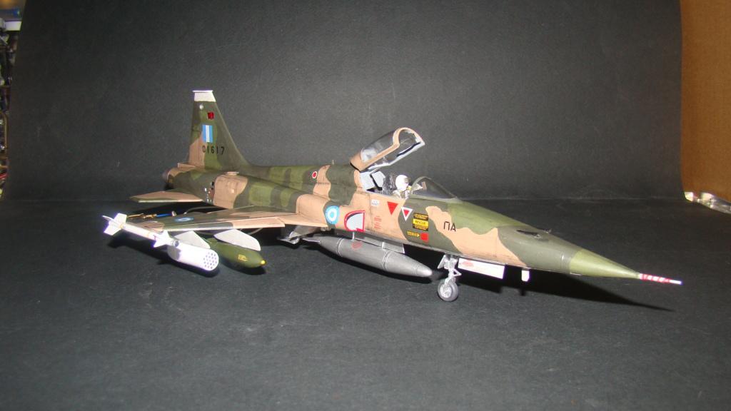 [Testors] Northrop Freedom Fighter F-5A 1/48 Armee de l'Air Greque Dsc08138