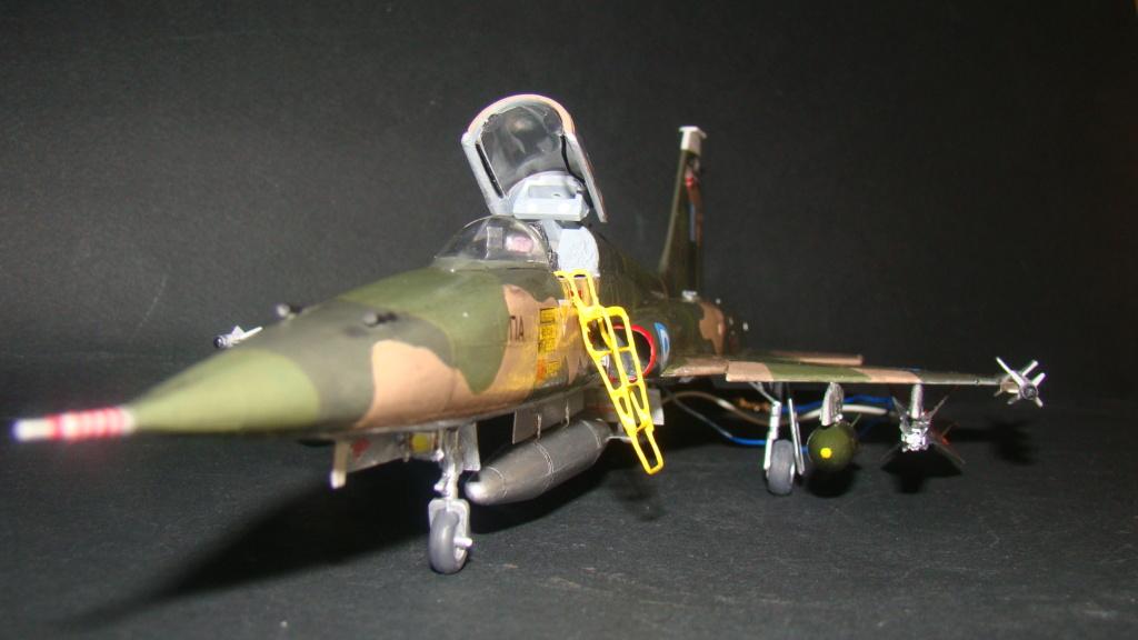 [Testors] Northrop Freedom Fighter F-5A 1/48 Armee de l'Air Greque Dsc08143