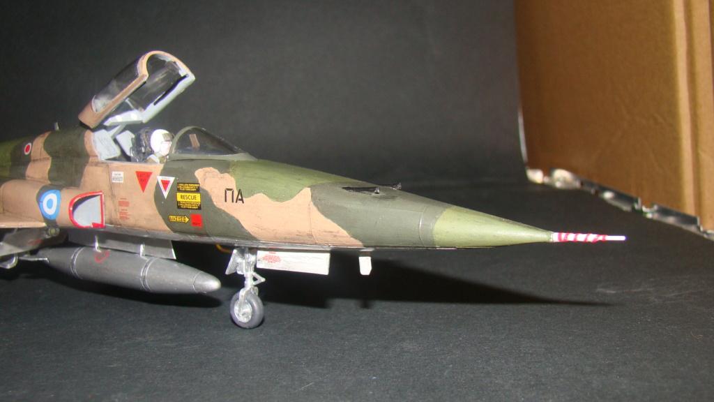 [Testors] Northrop Freedom Fighter F-5A 1/48 Armee de l'Air Greque Dsc08147