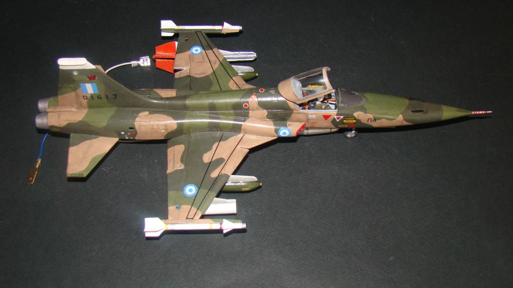 [Testors] Northrop Freedom Fighter F-5A 1/48 Armee de l'Air Greque Dsc08148