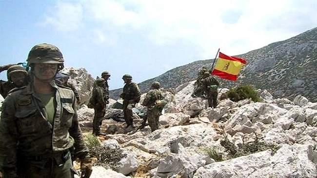 خبايا عملية روميو-سييرا الاسبانية بجزيرة ليلى ..... 15004714