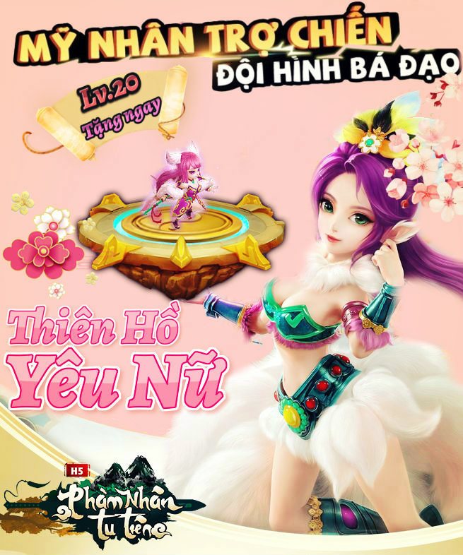 (h5tutien.com) Khai mở S4 Phàm Nhân Tu Tiên - Free 50.000.000 KNB + VIP 15 - Phát GiffCode hàng ngày 15636111